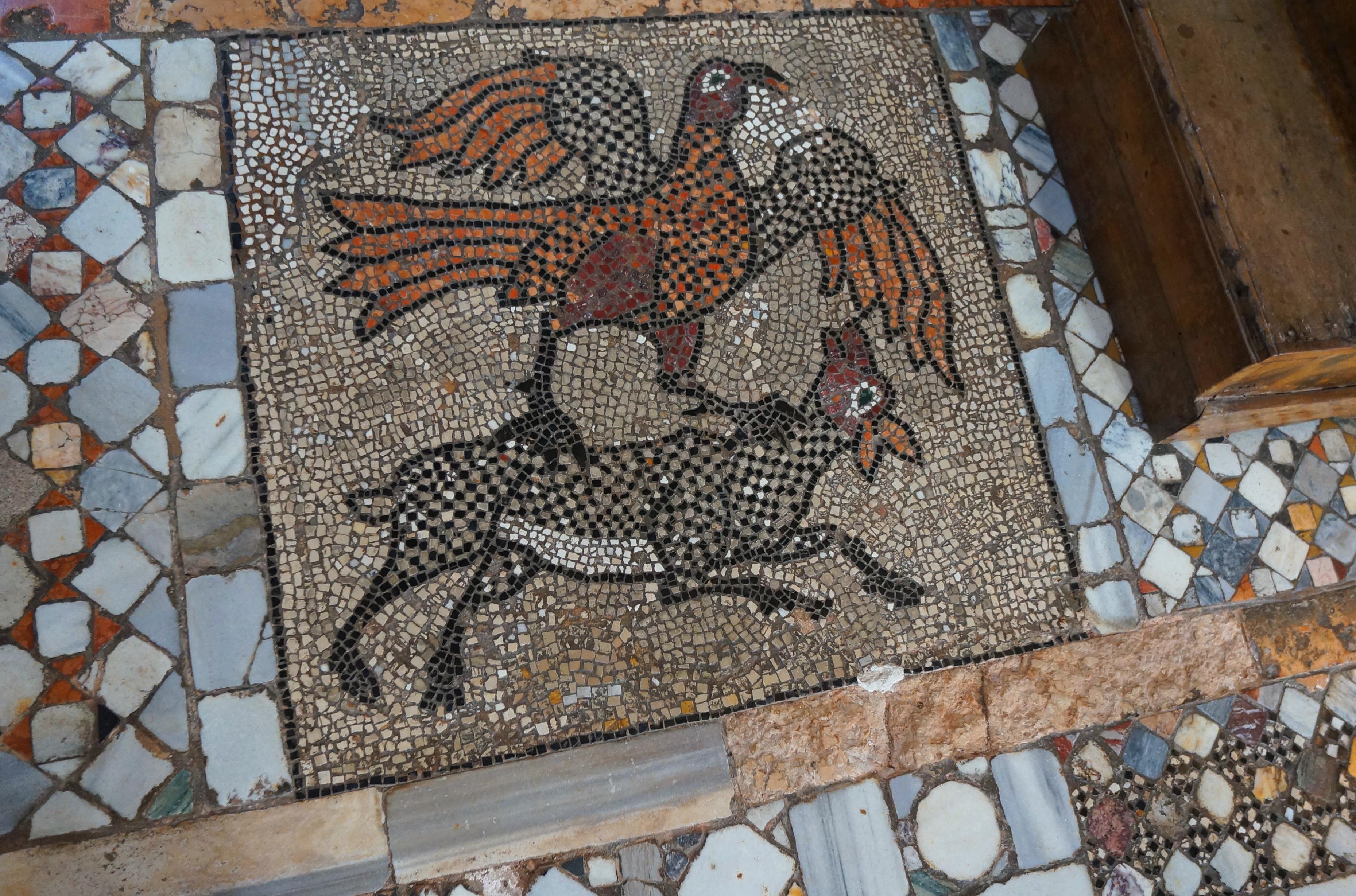floor art religieux murano