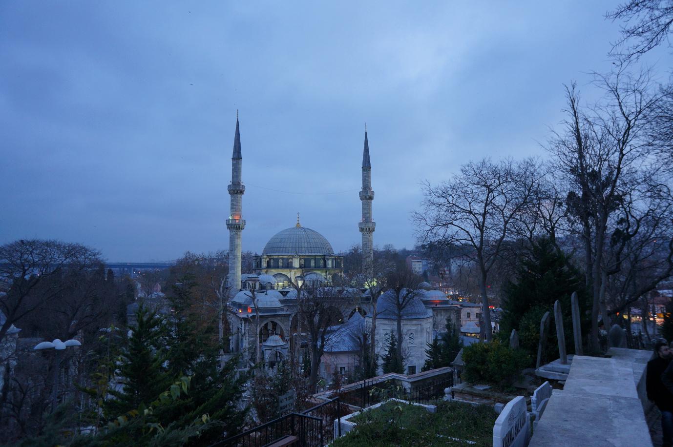 mosquée du dimanche