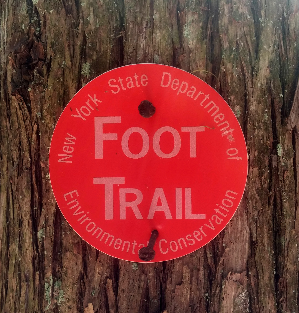 foot trail rouge